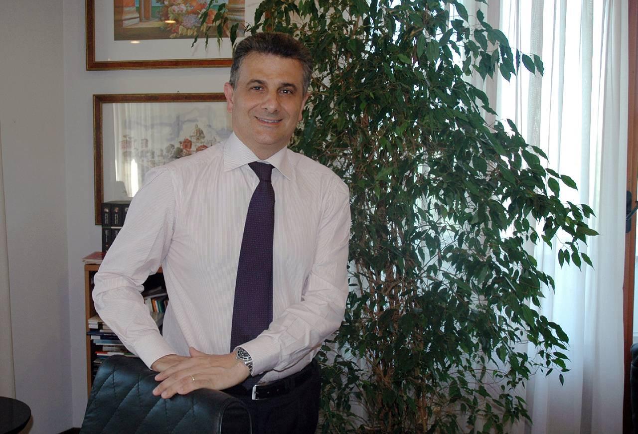Vito De Filippo, deputato di Italia Viva - Foto Facebook