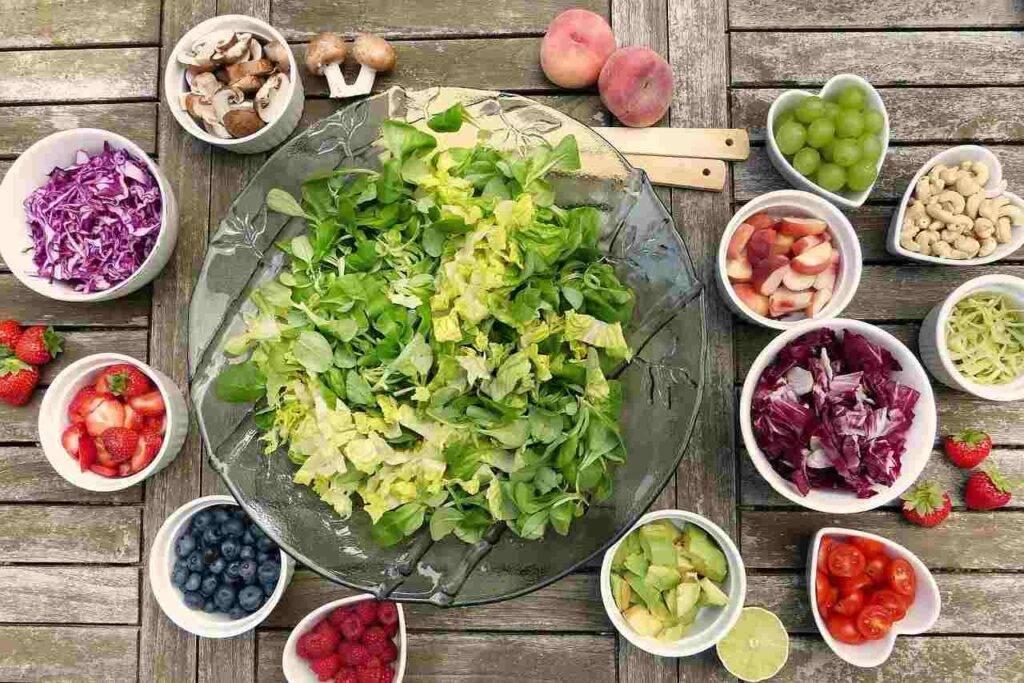 Cibi alcalini dieta