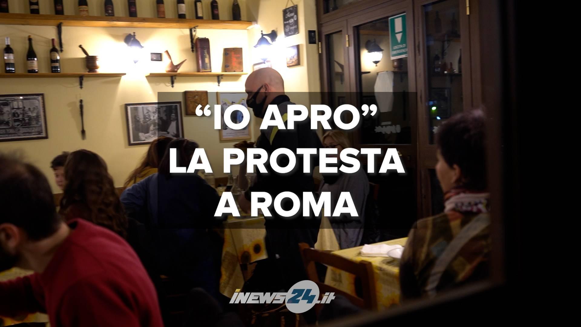 io apro la protesta dei ristoratori