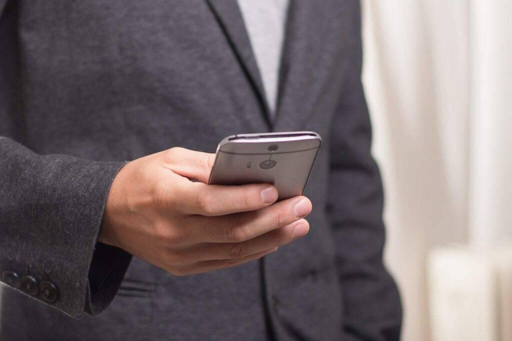 SMS rischioso