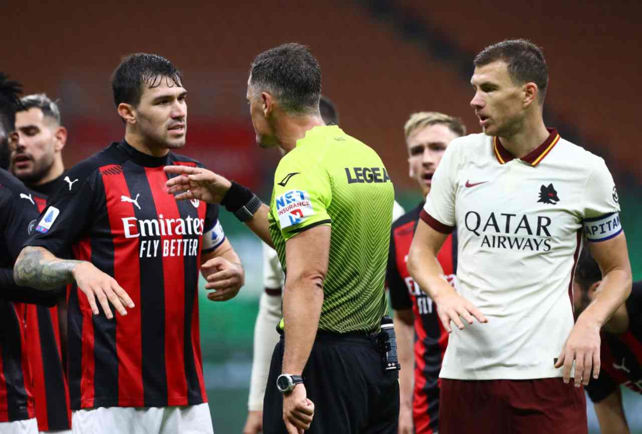 Roma Milan Streaming gratis