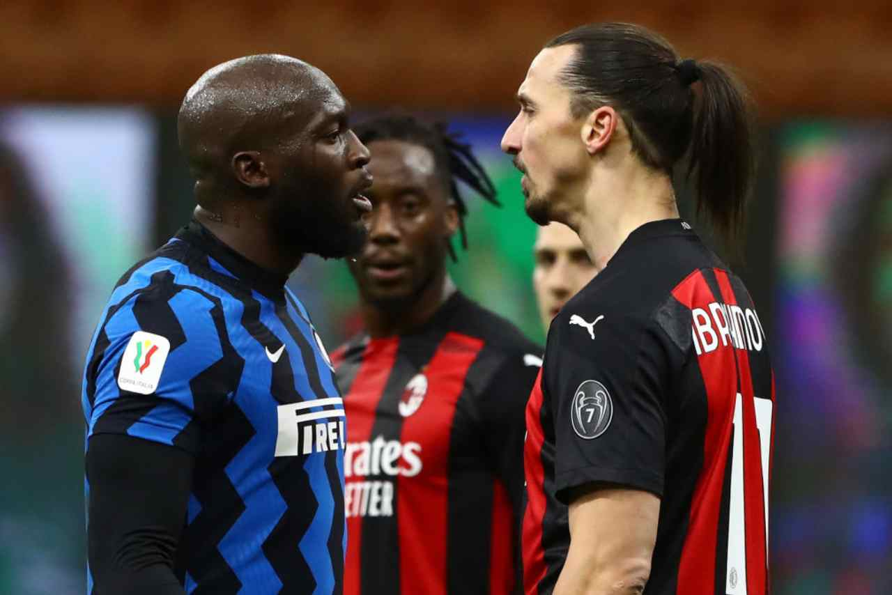 Milan Inter streaming gratis