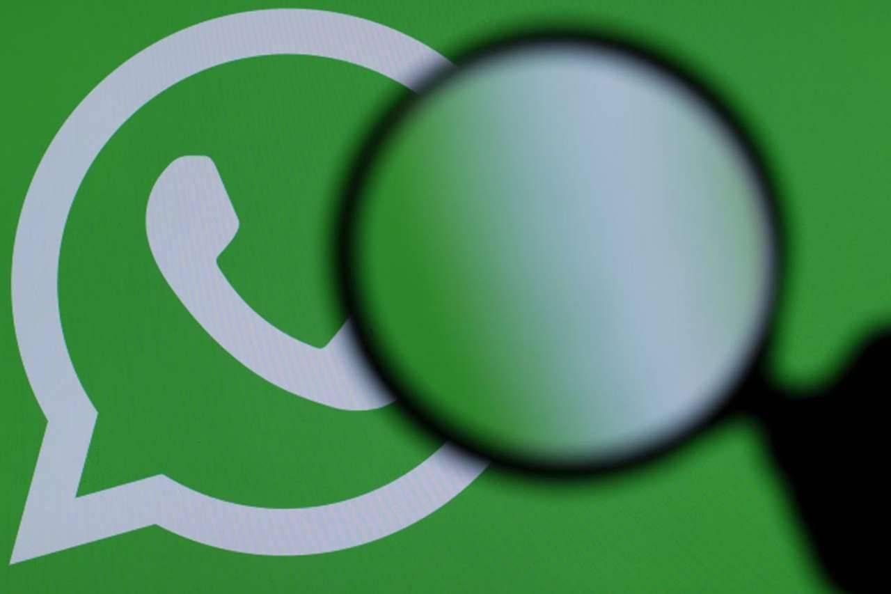 WhatsApp spia