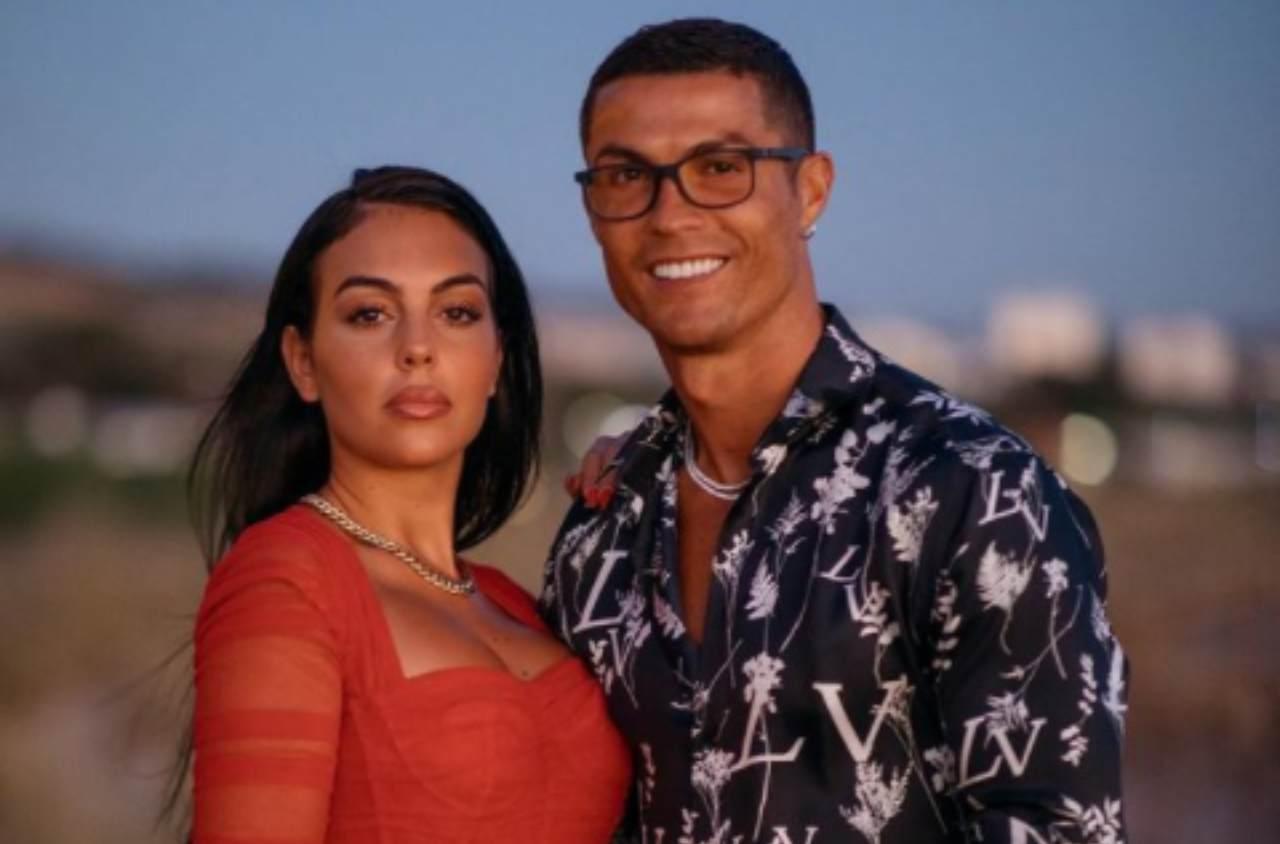Cristiano Ronaldo e Georgina Rodriguez, piovono complimenti