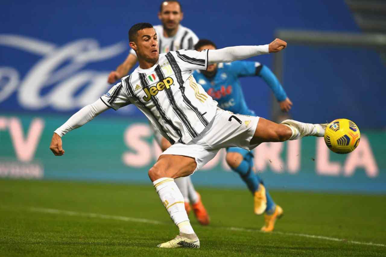 Napoli Juventus streaming gratis