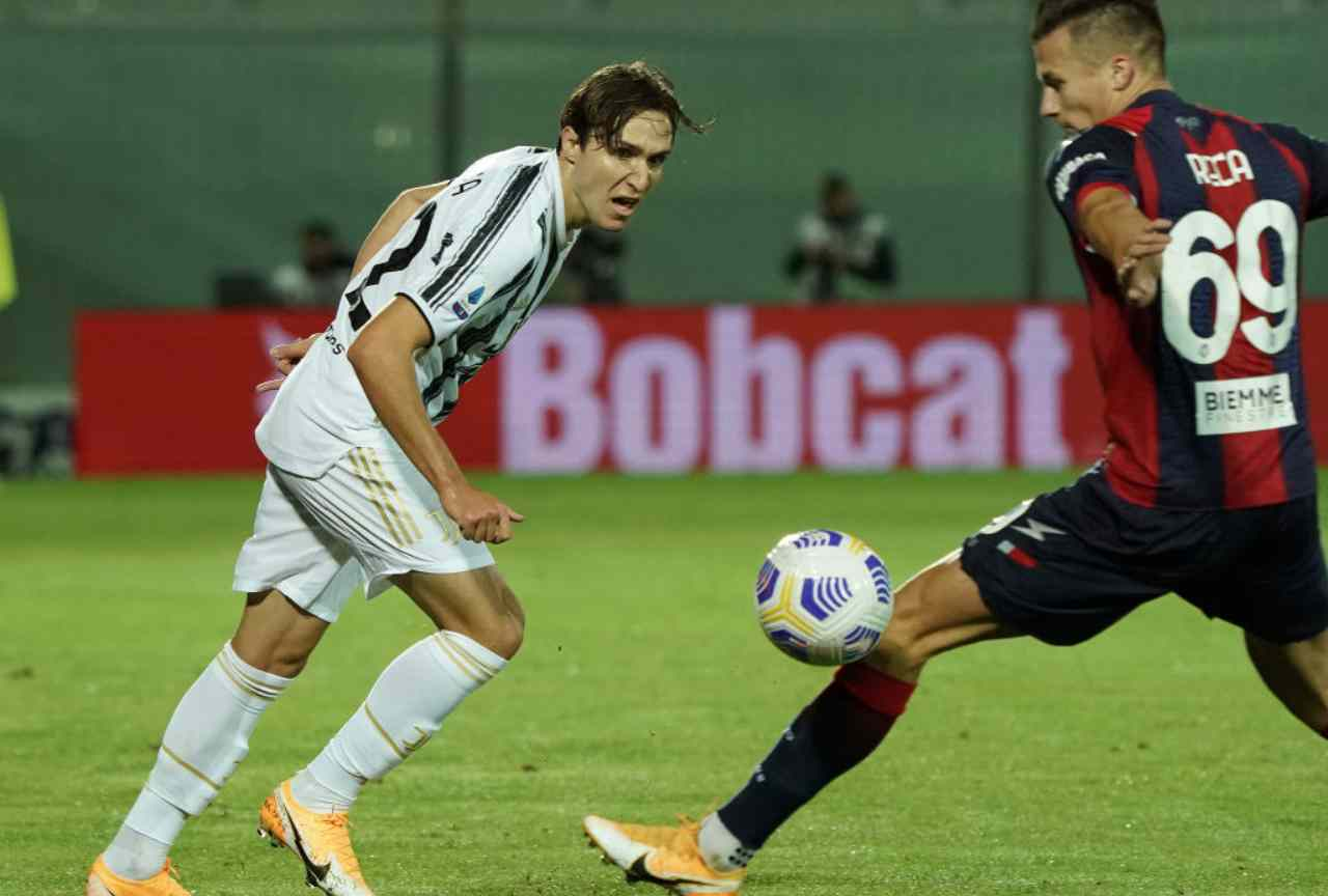 Juventus Crotone Streaming gratis