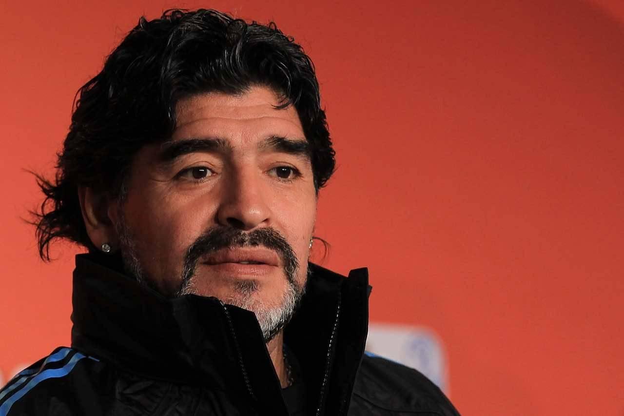 Morte Diego Maradona