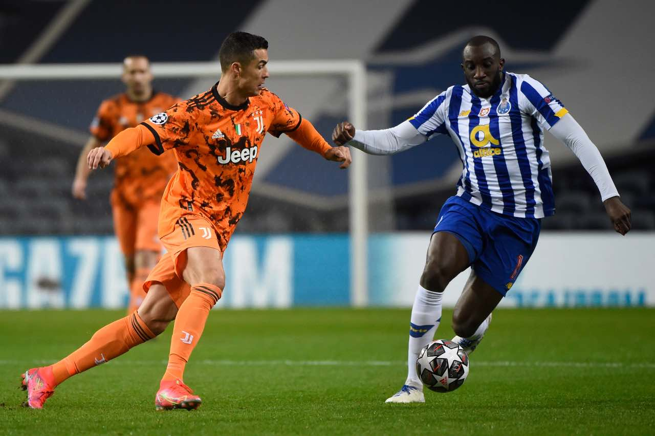Porto-Juventus: highlight e voti