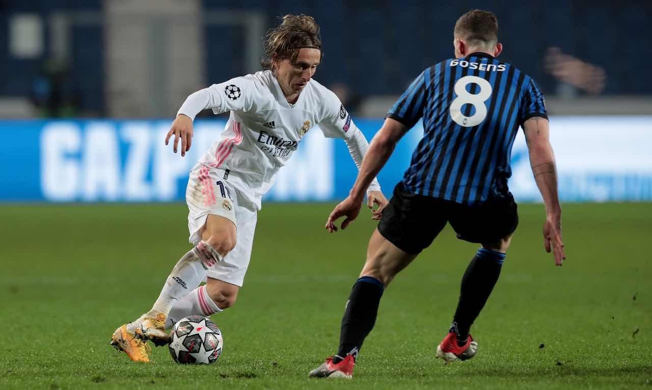 Atalanta-Real Madrid: highlight e voti