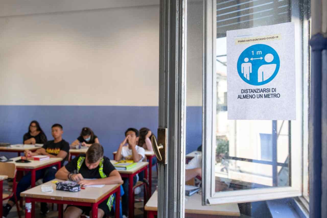 Covid Cts scuole