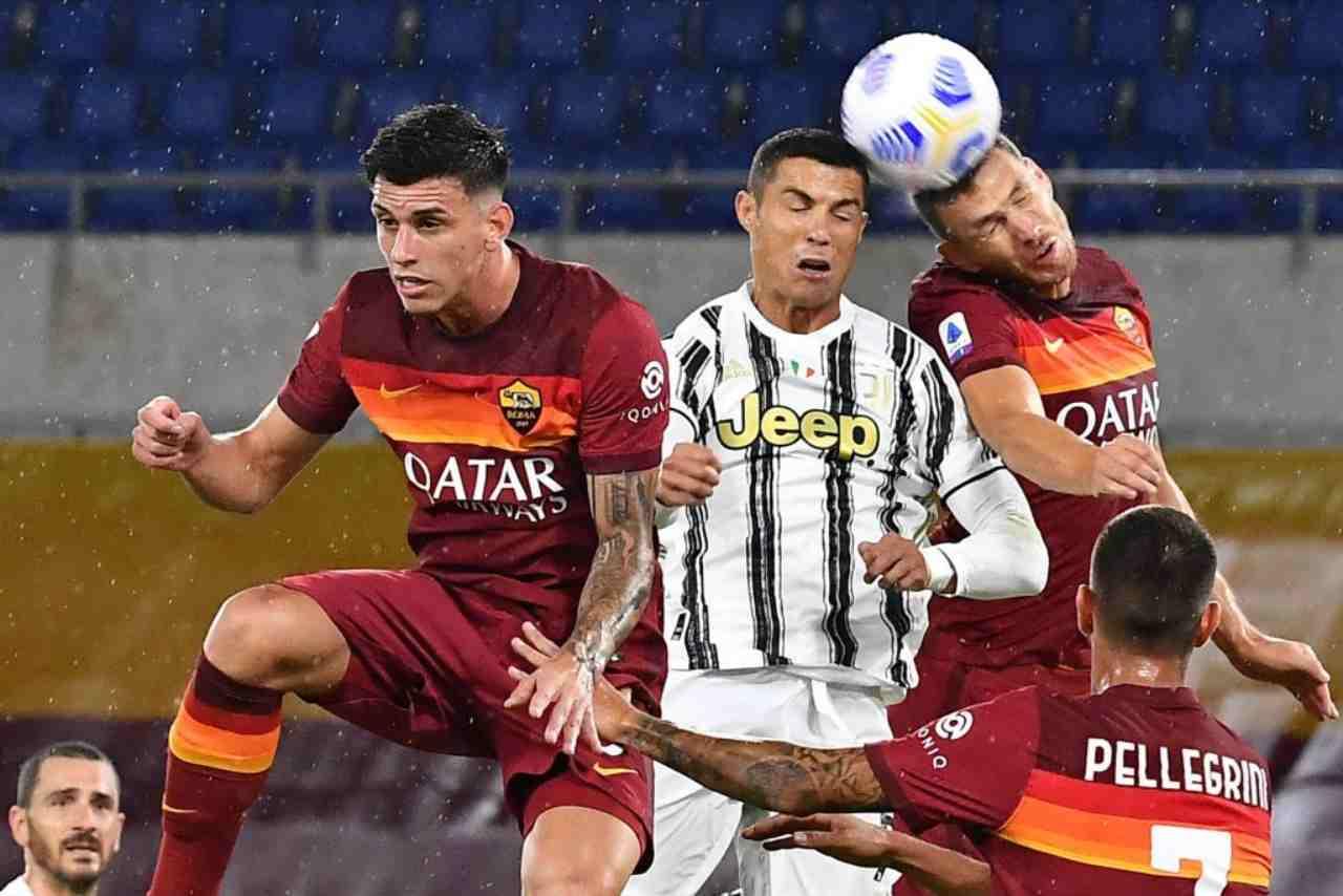 Juventus Roma streaming gratis