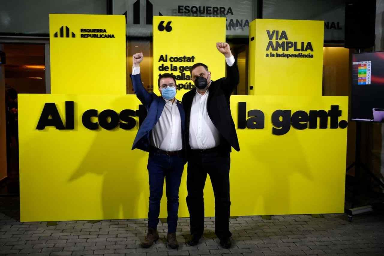 Catalogna exit Poll