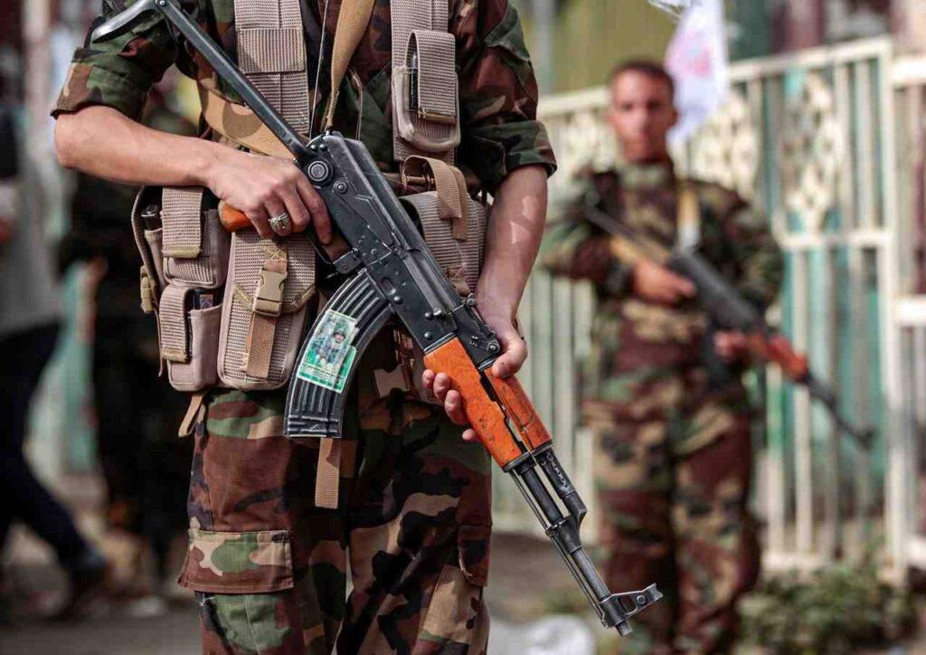 Razzi su Erbil