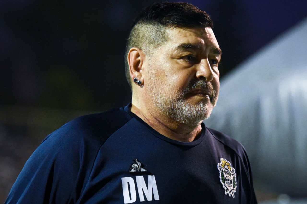 Maradona mistero audio choc