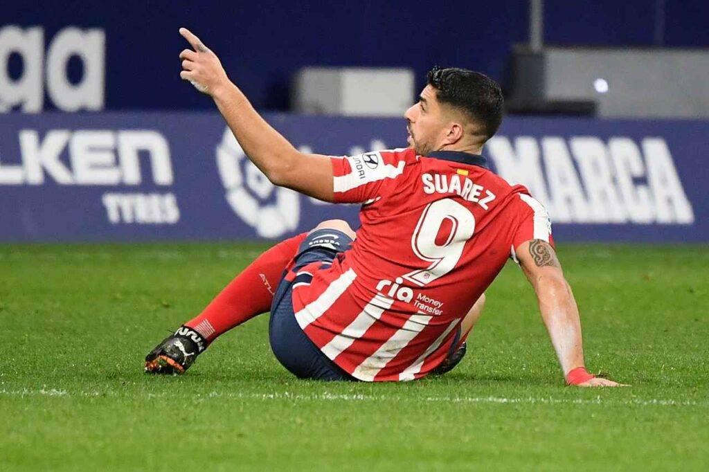 Suarez Atletico