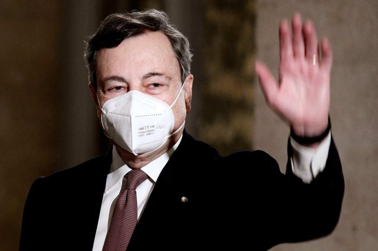 Governo Draghi fiducia