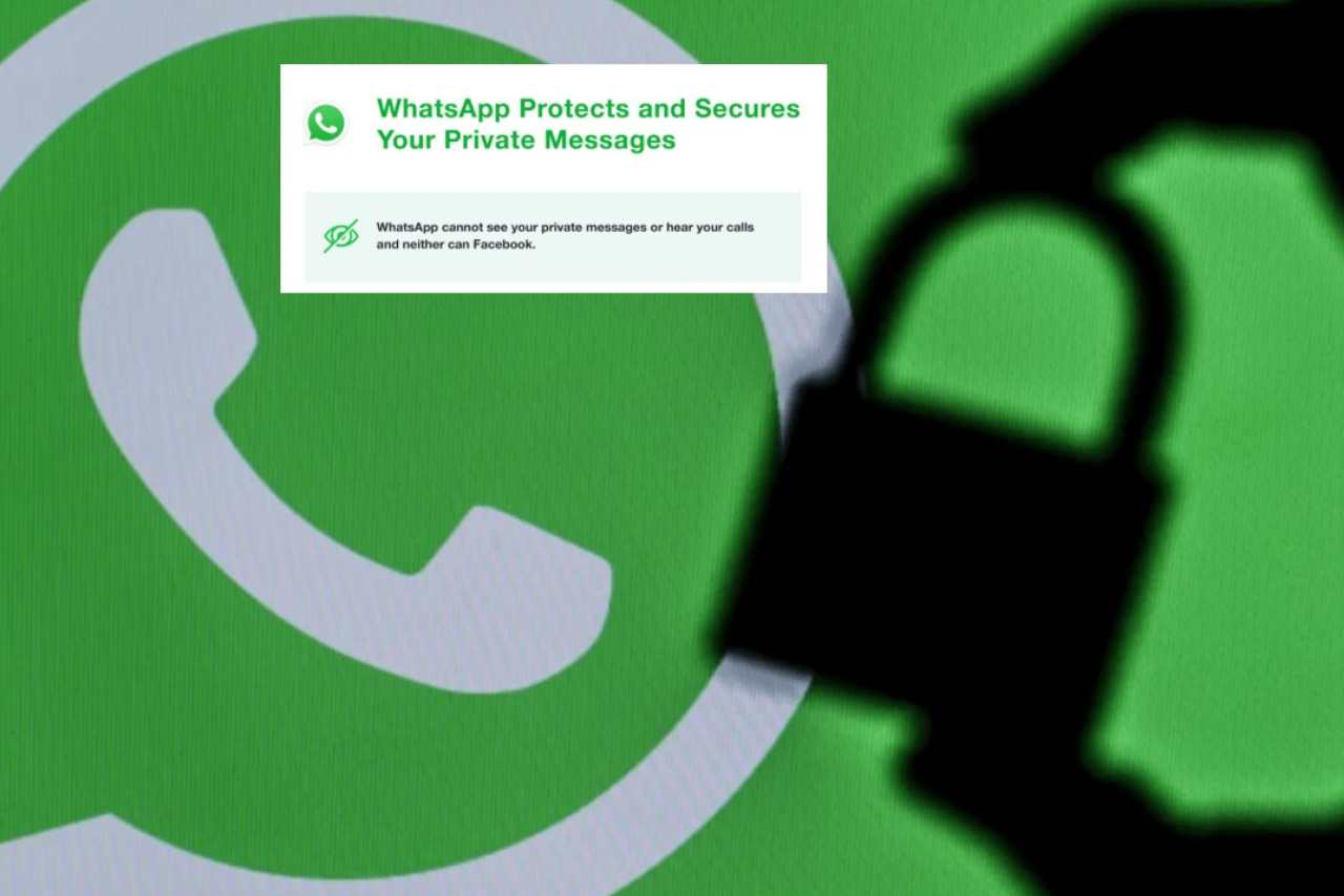 WhatsApp allarme privacy