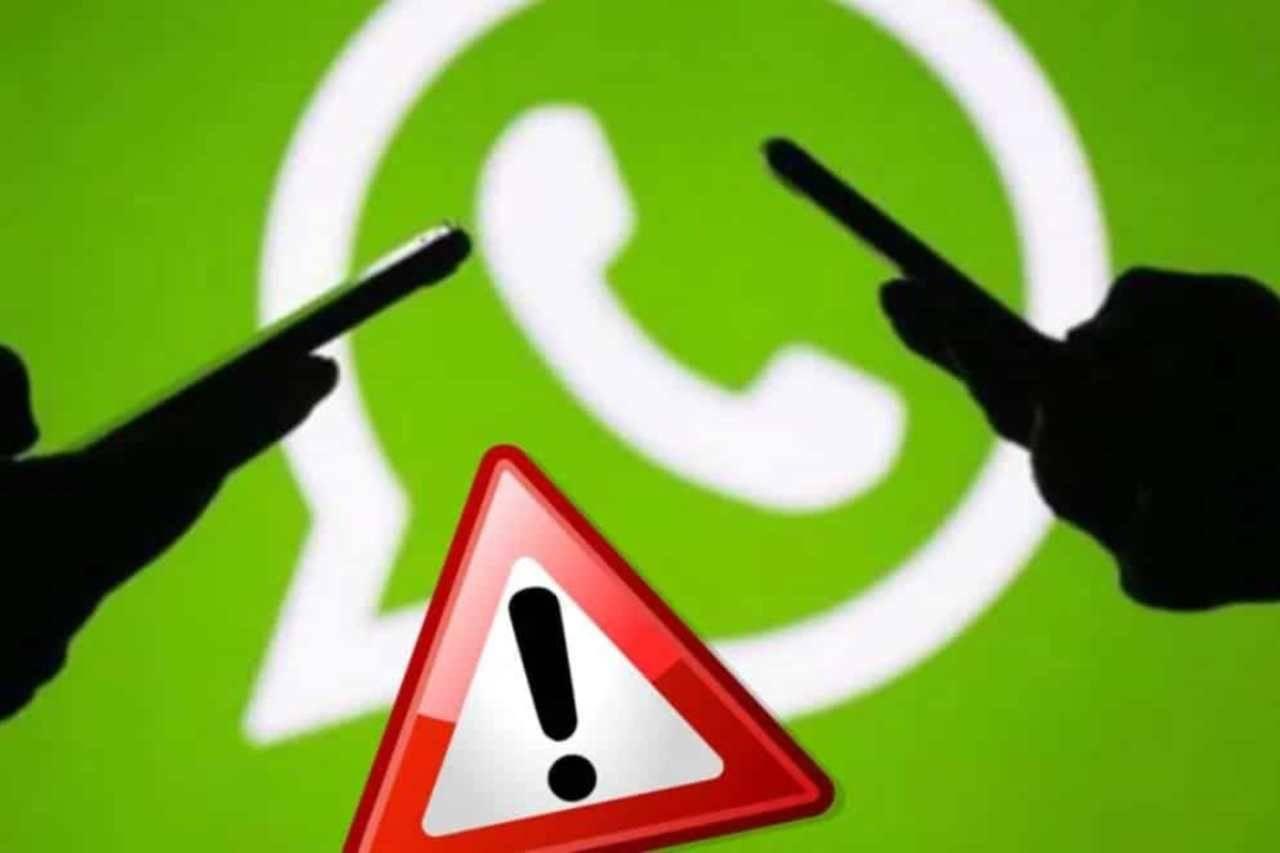 WhatsApp problemi utenti pericolo