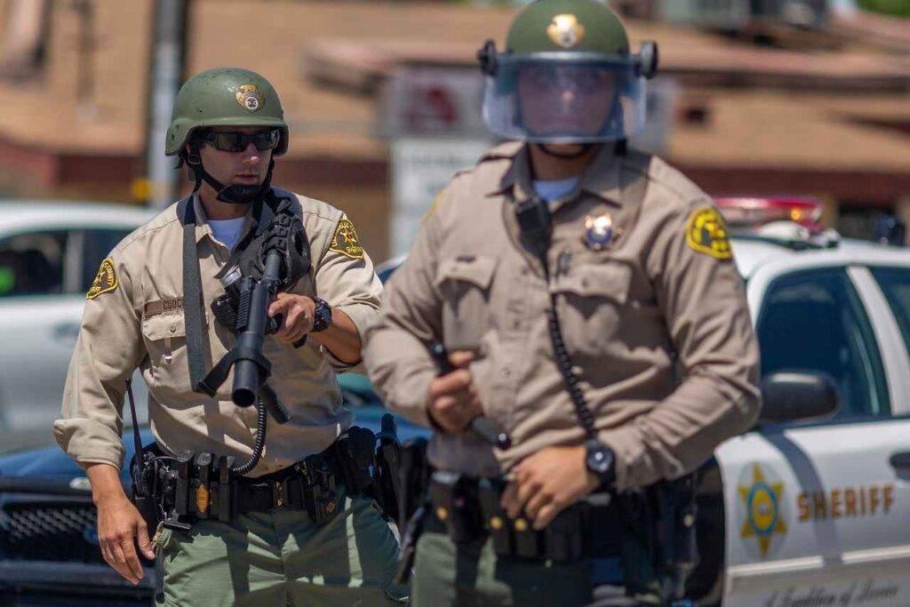 Polizia California