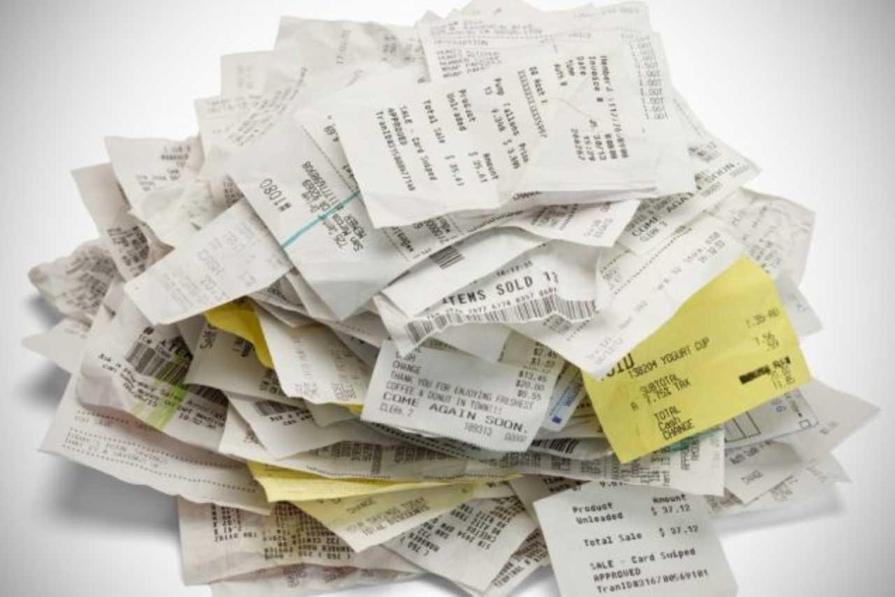 Lotteria scontrini acquisti validi