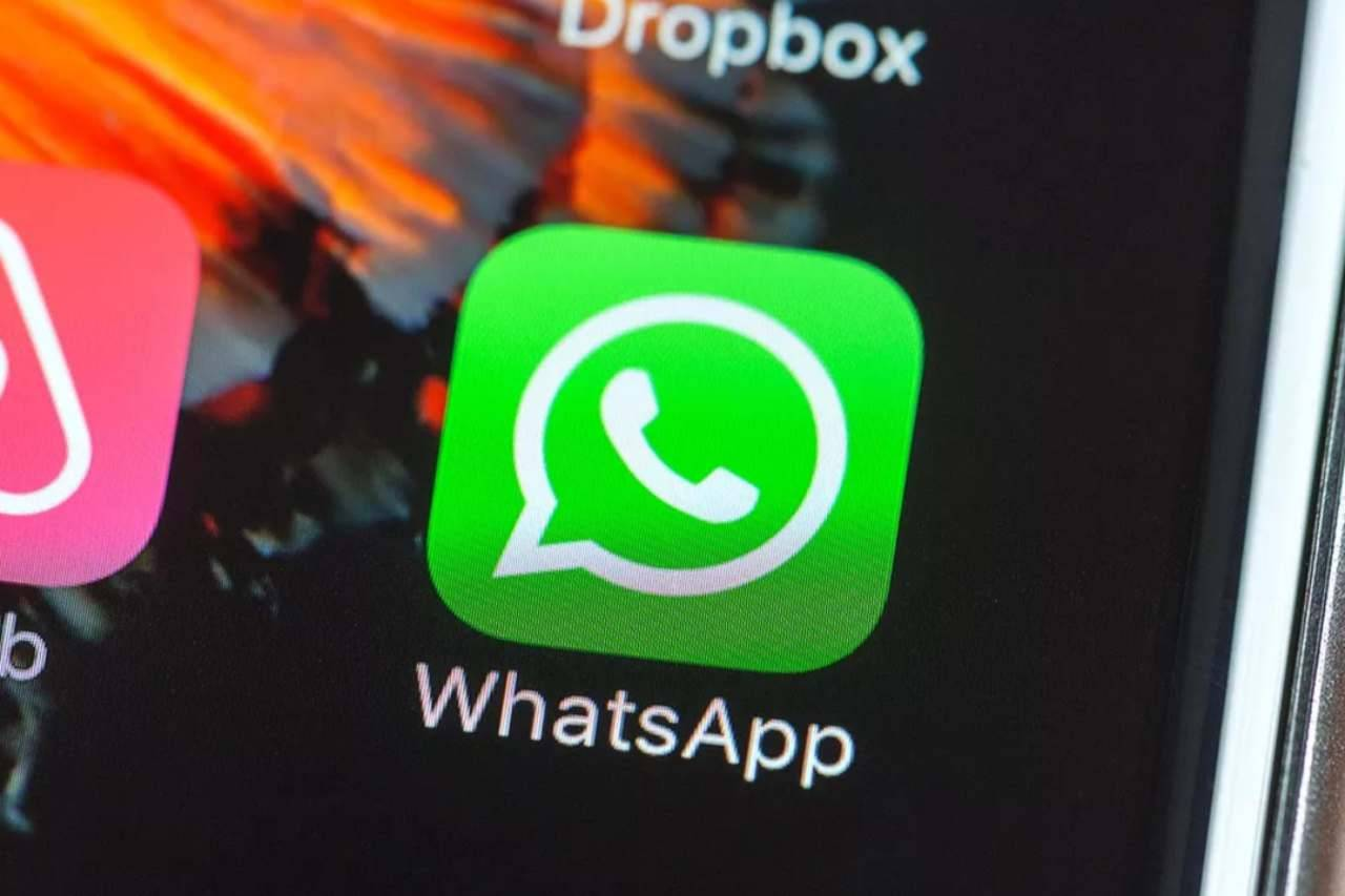 WhatsApp utenti pericolo