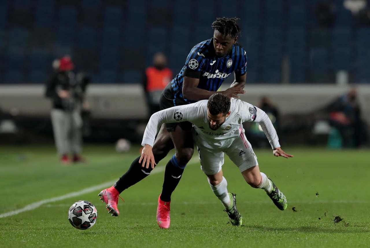 Atalanta-Real Madrid highlights e voti