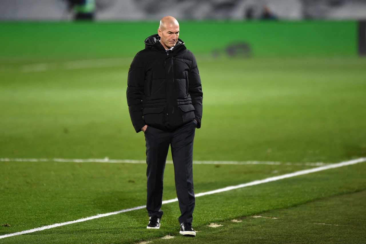 Zidane Real Madrid