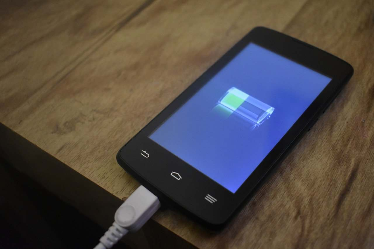 batteria android
