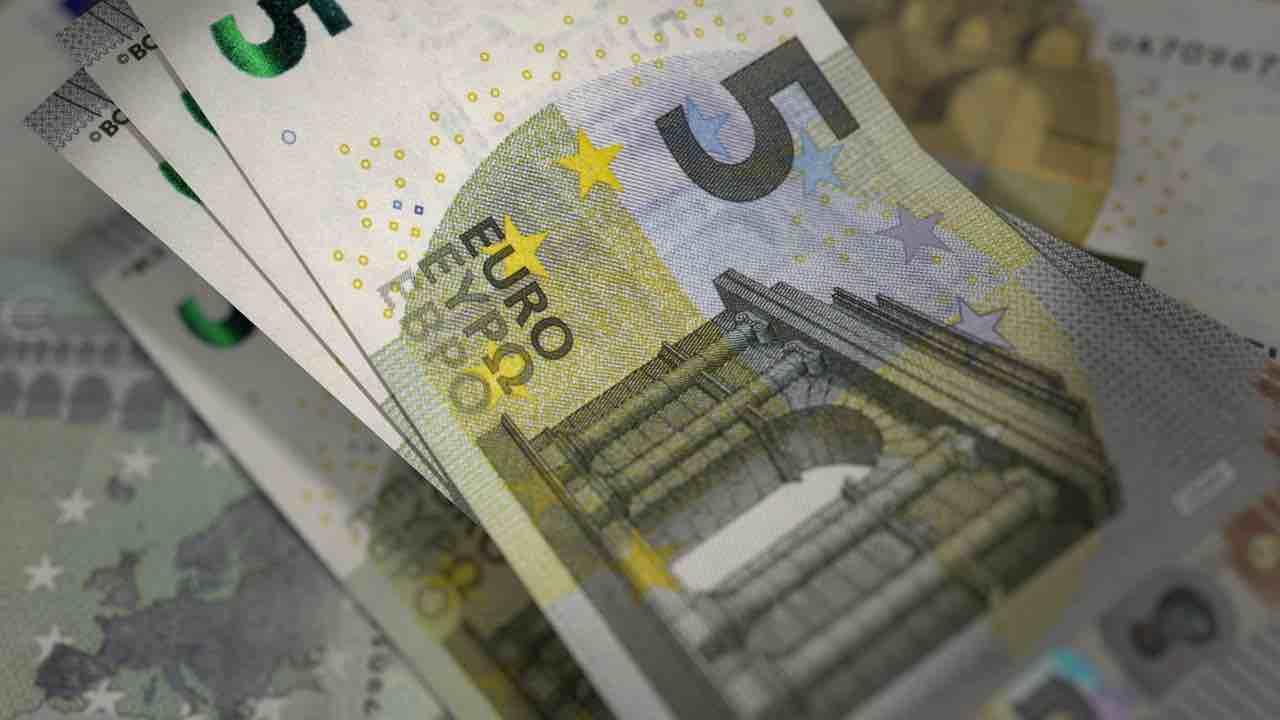 banconote 5 euro