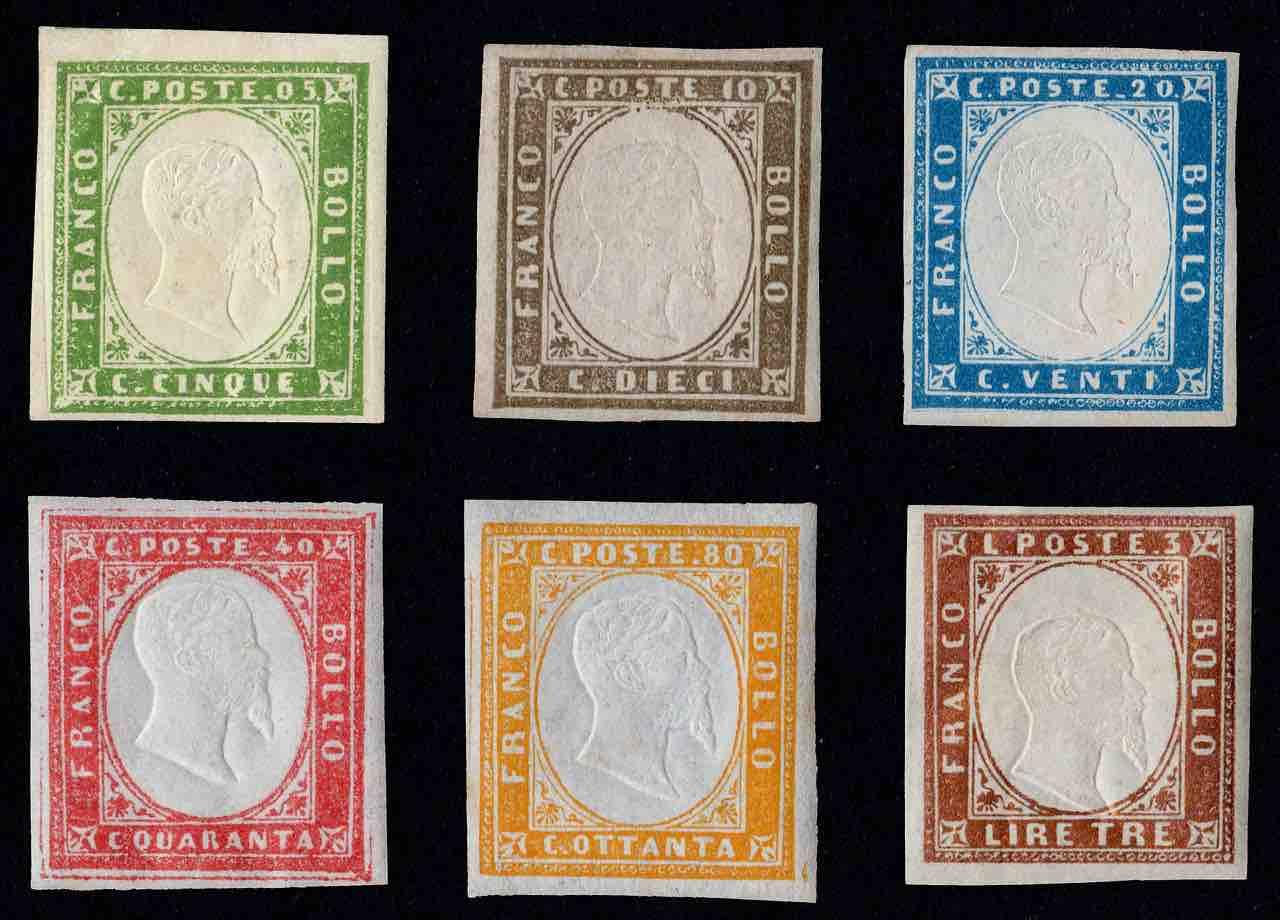 francobolli rari