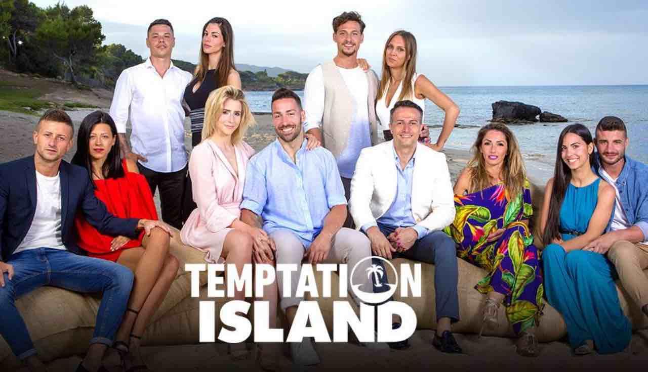 Temptation Island, rivelazione