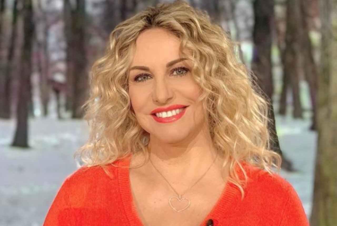 Antonella Clerici, una caduta inaspettata