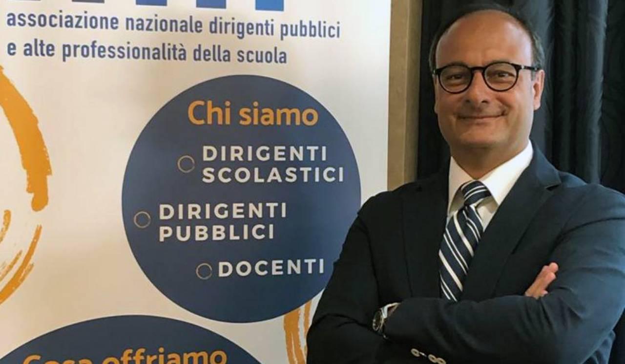 Antonello Giannelli - Foto Facebook