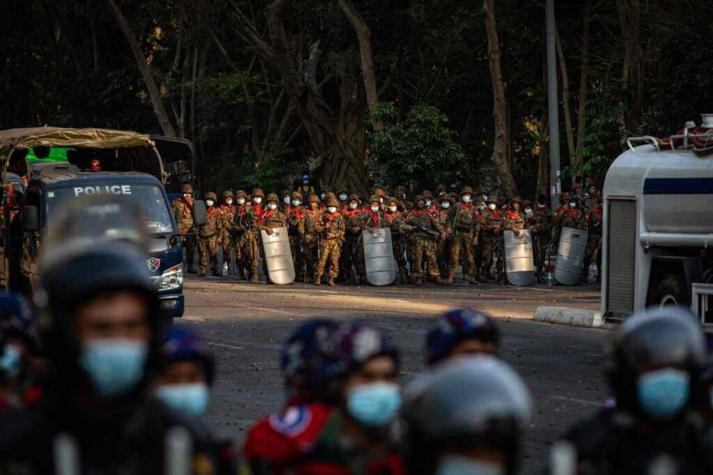 Esercito Birmania