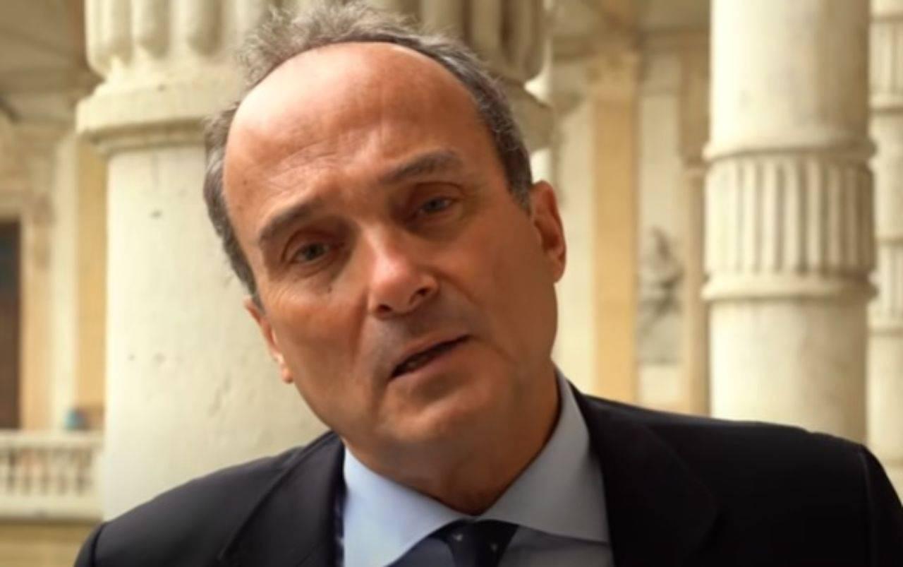 Giovanni Di Perri - Screenshot da Youtube