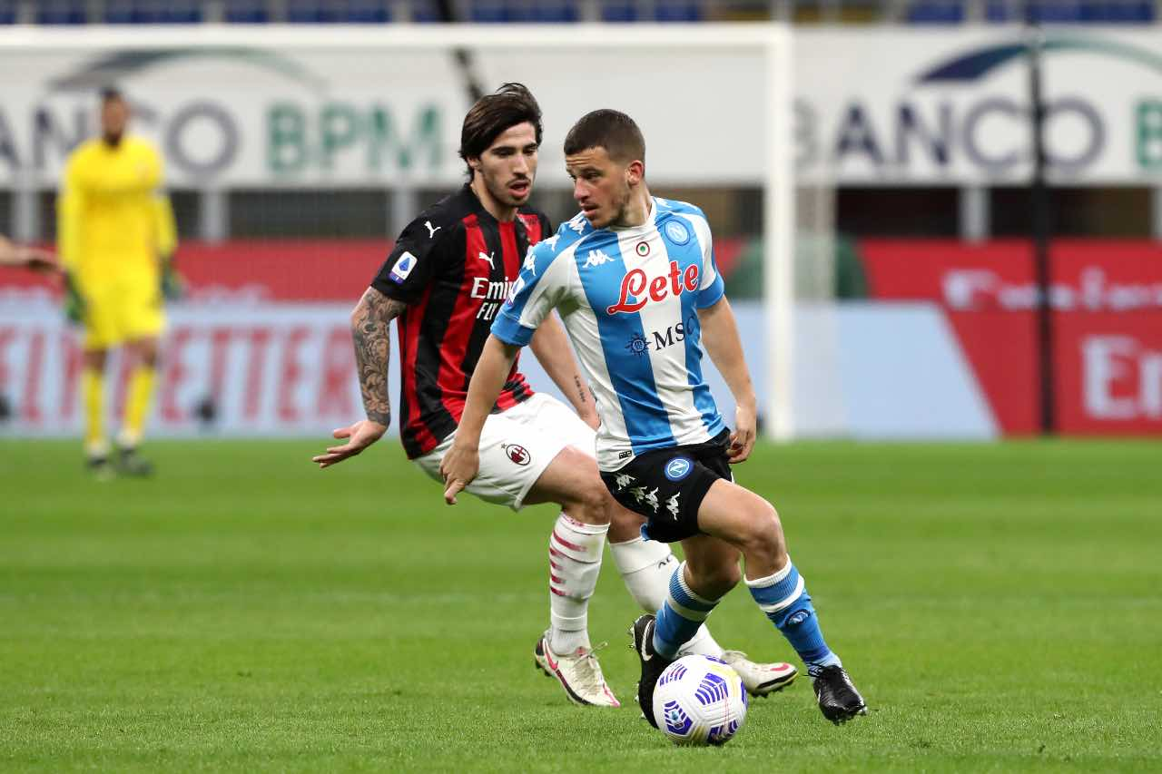 Milan Napoli highlights