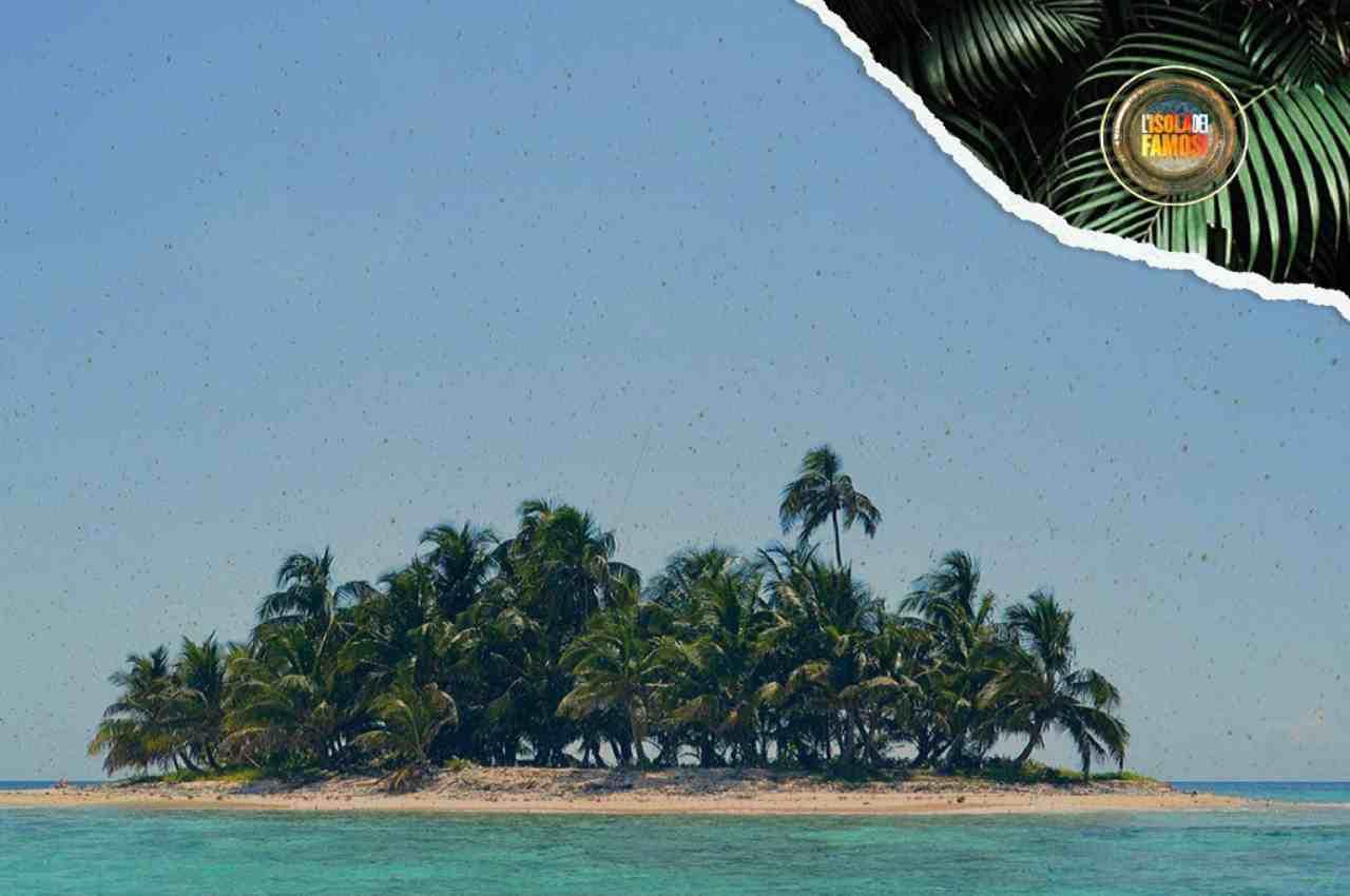 Isola dei Famosi, un oggetto non autorizzato, interviene la produzione