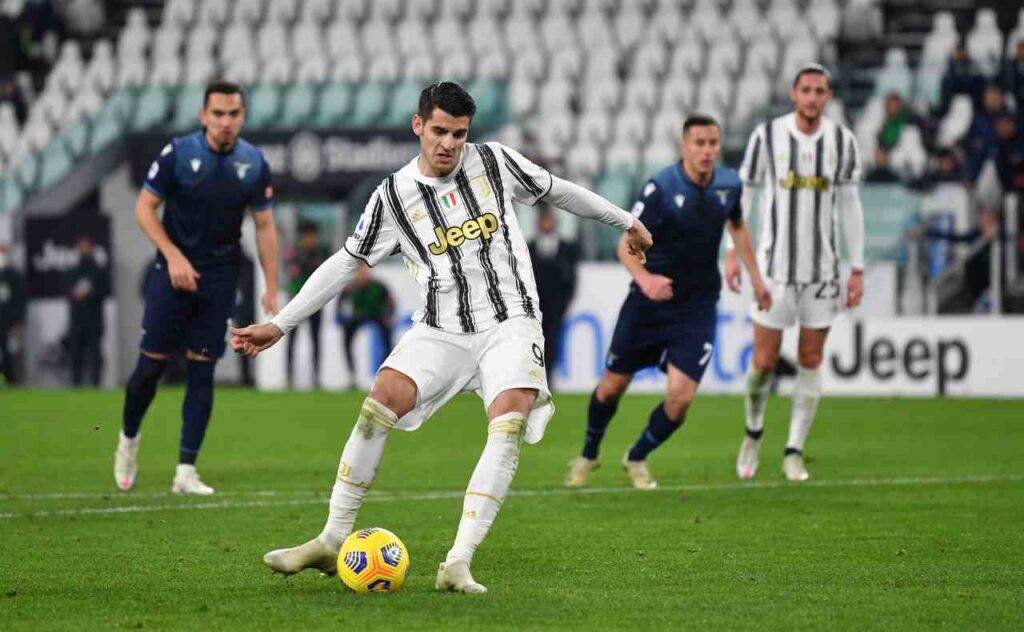 Juventus-Lazio 3-1: highlights, voti e tabellino, decide Morata
