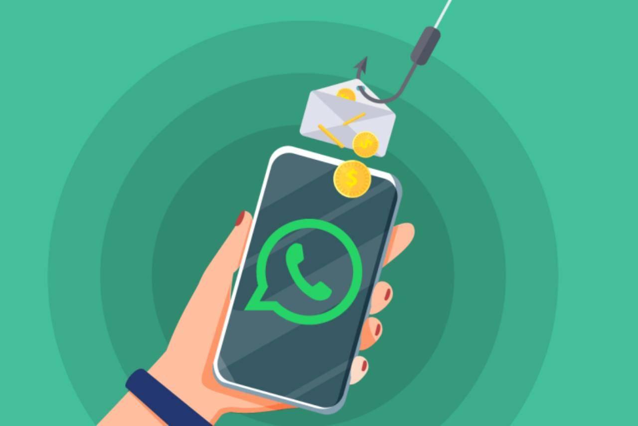 WhatsApp nuova truffa