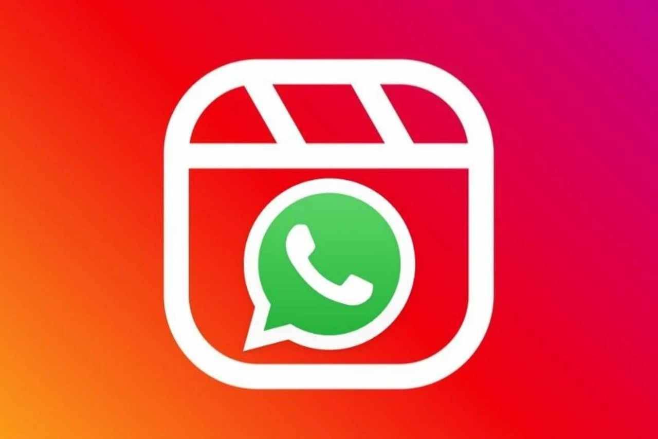 WhatsApp funzione Instagram