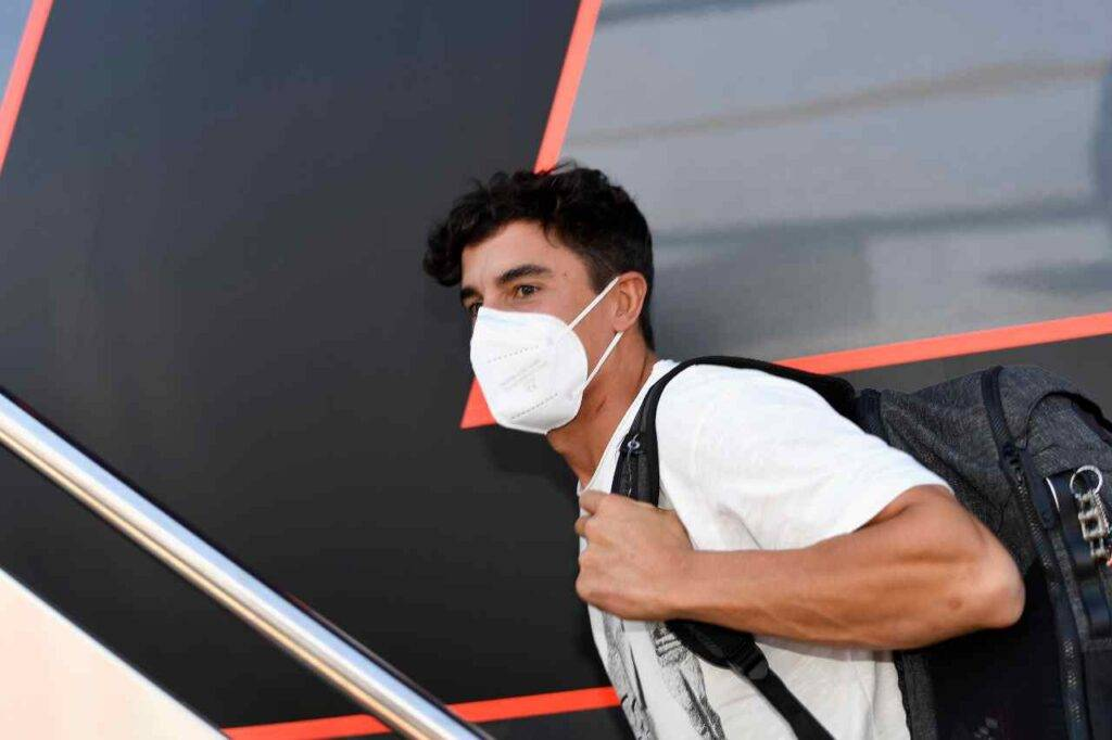 Marquez GP Qatar