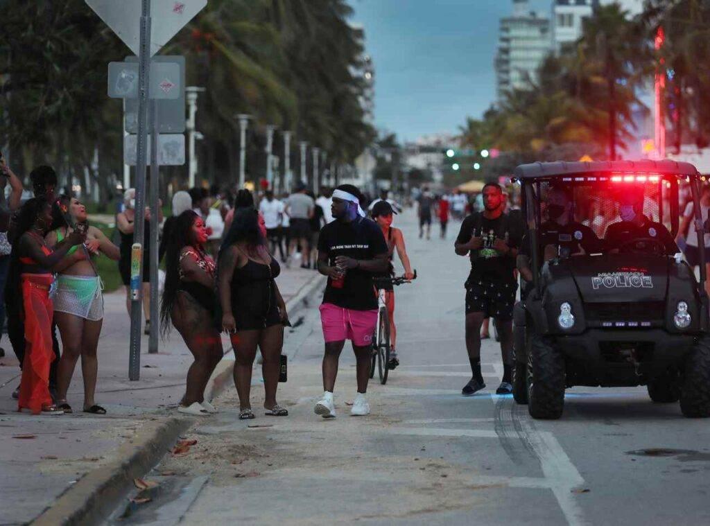 Miami in stato d'emergenza