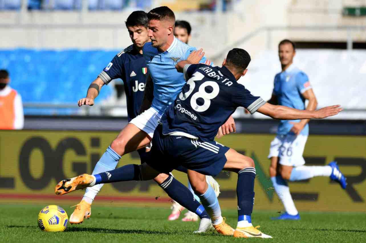Juventus Lazio streaming gratis