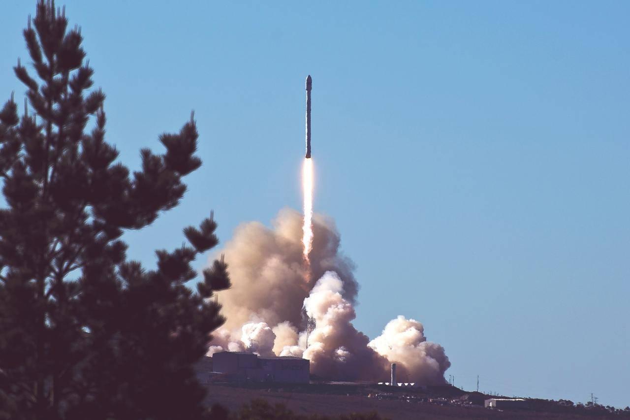 Missile su un porto saudita