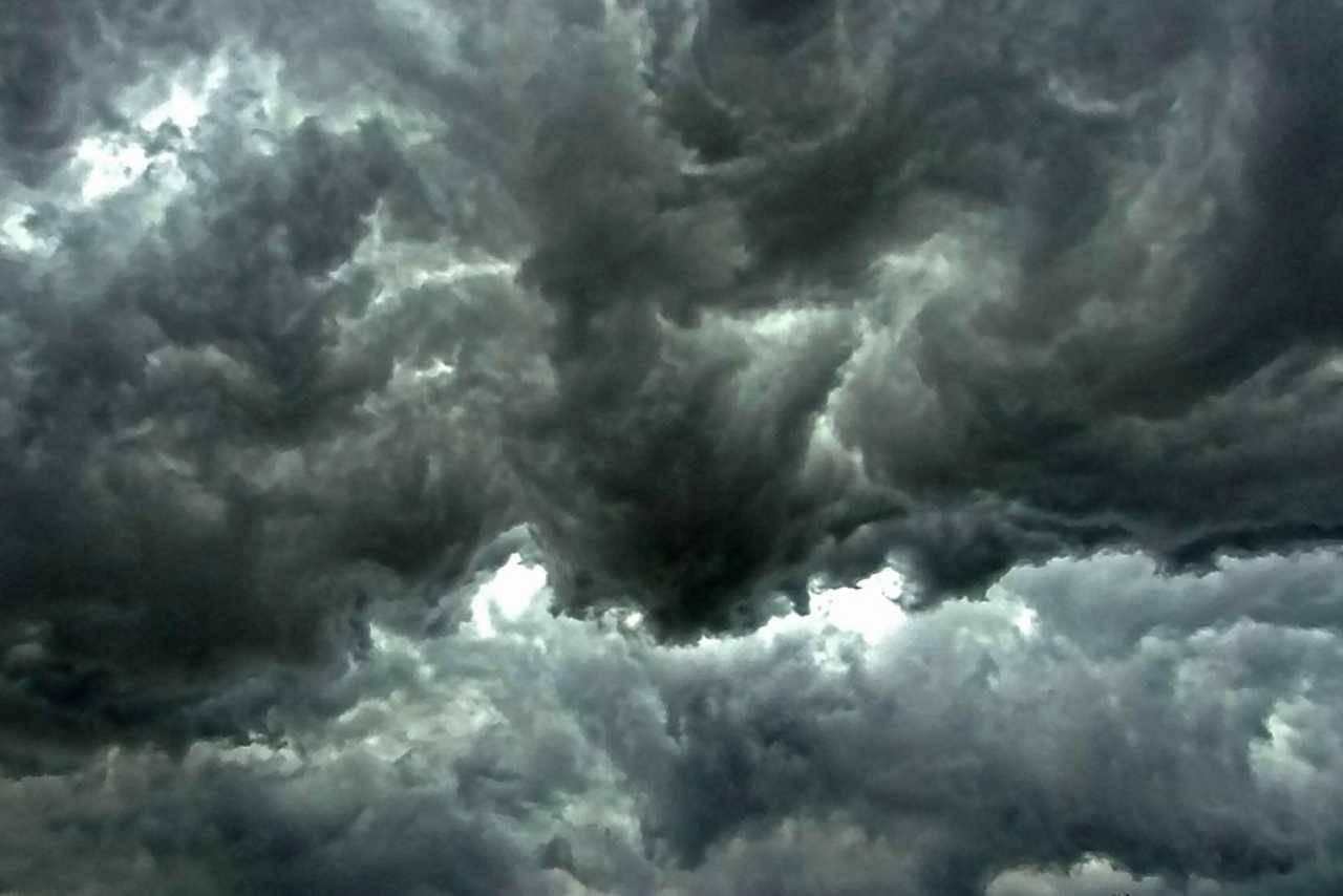 Meteo piogge weekend