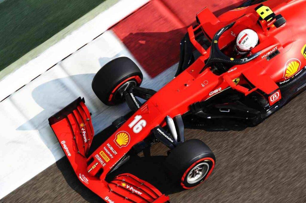 Presentazione nuova Ferrari