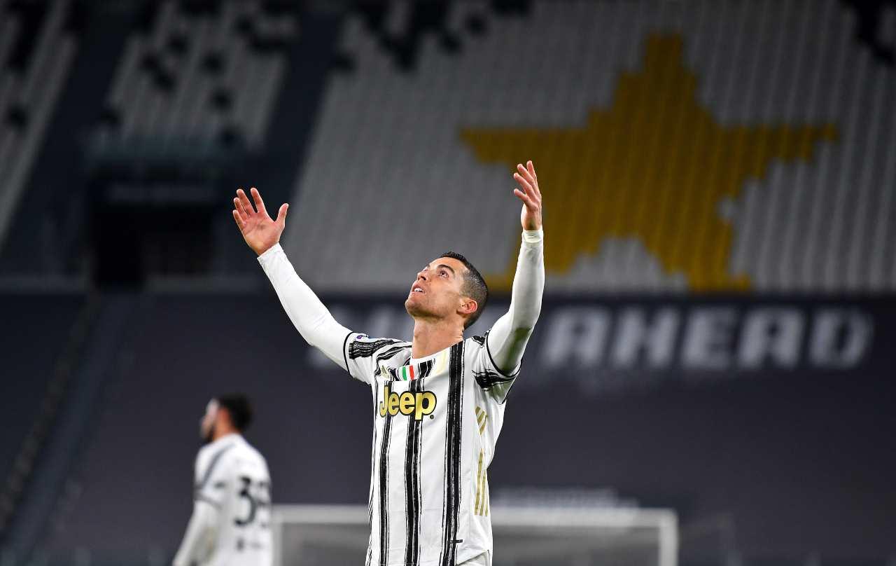 Calciomercato Jventus Ronaldo