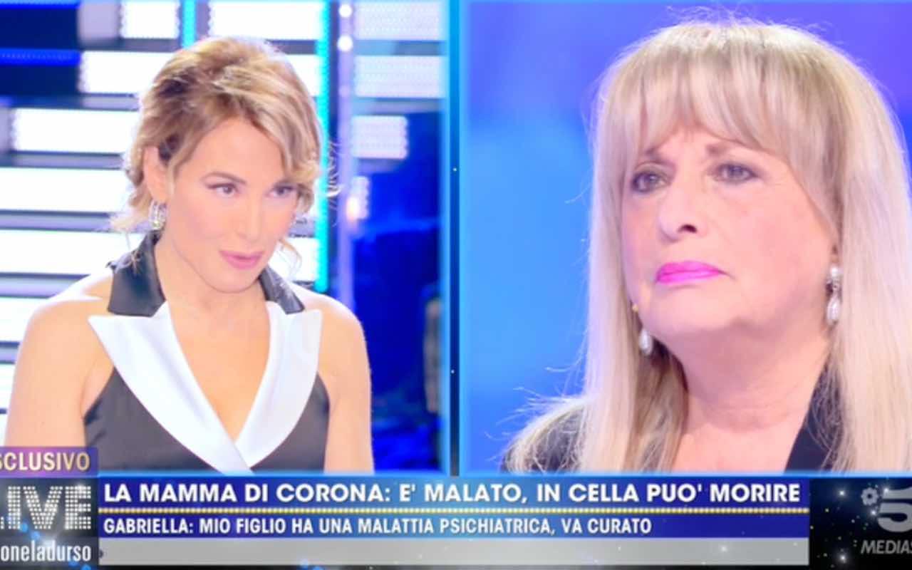 Fabrizio Corona, la madre