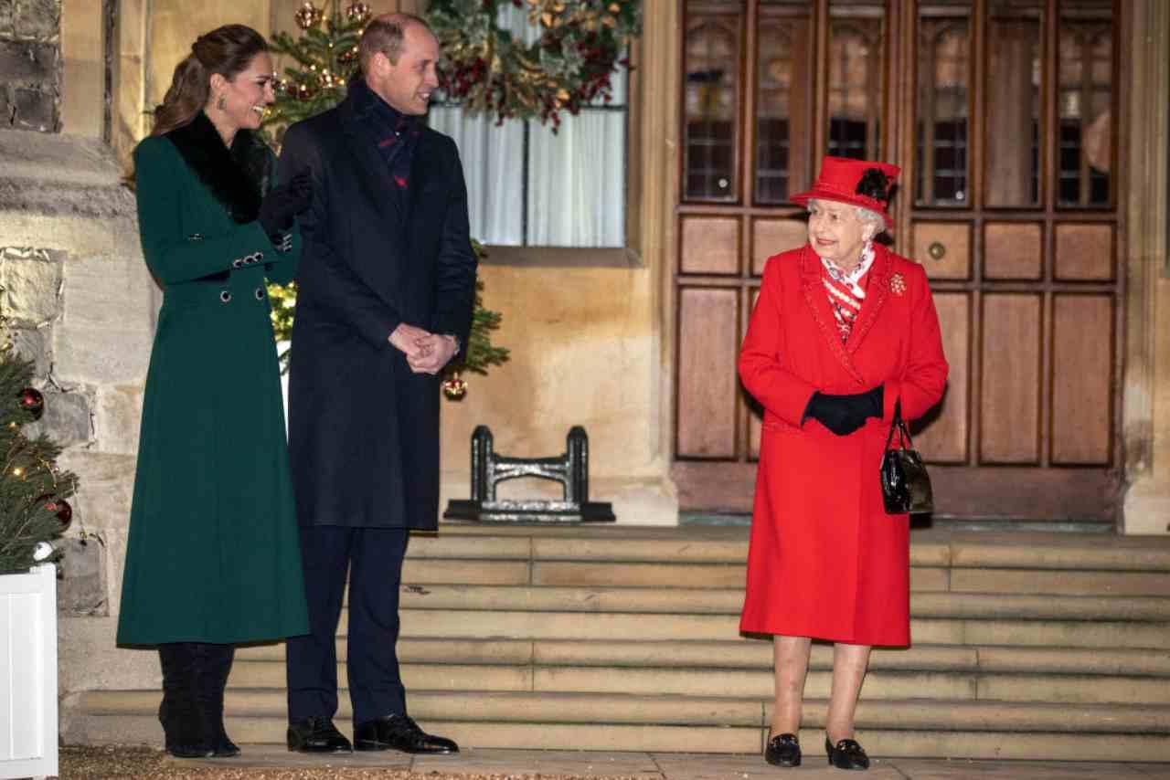 Regina Elisabetta chiarimento