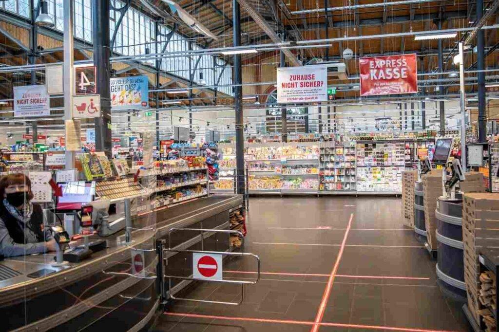 Germania Supermarket